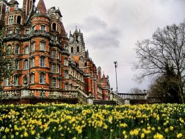 Royal Holloway IV by tt83x