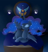 The Royal Moon Couple by Kaleysia