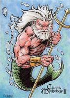 Poseidon - Chris Bradberry by Pernastudios