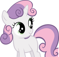 Sweetie Belle by SaturnStar14
