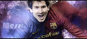 Messi Smudge by Griimmjow