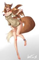 Spice and Wolf by Marco-Marco