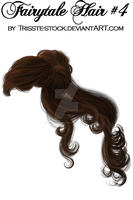 Handpainted Fairytale Hair #4 by Trisste-stock-moved