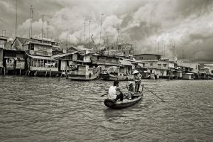 In The Mekong Delta by stinebamse