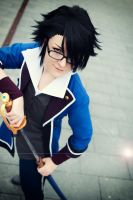 K project - Fushimi Saruhiko 2 by kayleighloire