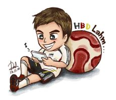 HBD_Philip_lahm by sweetcocoa