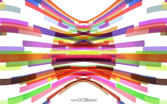 Of colors and shapes by ritwik-mango