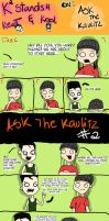 K2 on: Ask The Kaulitz 2 by AlienAd