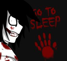 Go to Sleep by CarvedSmilingKiller