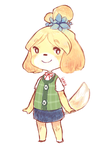 Isabelle by Ieafy