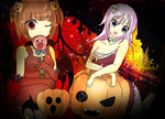 Wandering Imitation : Halloween! by riamisu