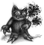 Flowers Monster by Francisgenois
