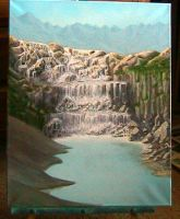 Waterfall 17 by EvansFx