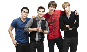 Big Time Rush png 3 by Sara231