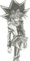 Yugi clean now yes XD by maboku
