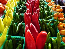 Peppers by LoveandConfections