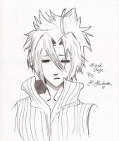 Cloud Strife by The-Cyclops