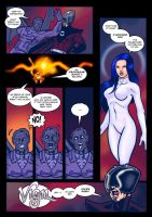 Heroes United Conclusion - page two by Kostmeyer