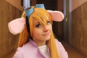 Gadget Hackwrench 2 by Haruhi-tyan