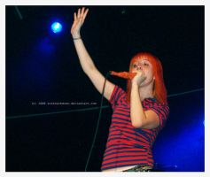 Paramore VI by wontbackdown