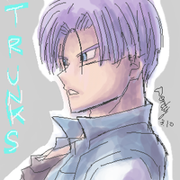trunks dark by kotenka1984