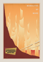 AfterShock Series - Monoliths of Mars by NCCreations