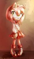 Amy Rose +video+ by chillis-art