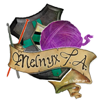 Logo Commission - Melnyx T.A. by JuneRoseXX