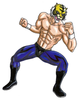 Tiger Mask W - Color by 09tuf