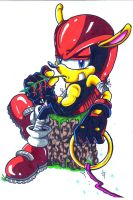 mighty the armadillo practice by trunks24