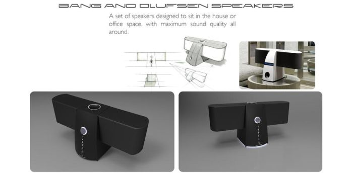 B and O Speakers by carsrus