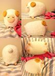 Skip Beat Sheep Pillow by FudgeNuggets