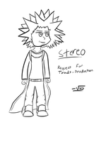 Stereo (Request for TRADT-PRODUCTION) by VioletLinked