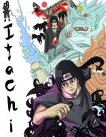 Itachi by hyperbooster