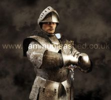 Knight - old work by 3D-Fantasy-Art