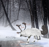 white winter hymnal by dancing-crows