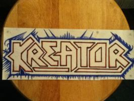 Kreator by M3kD34th