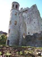 Blarney Castle Tower by corrupt-prodigy