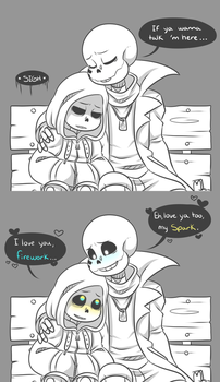 Underdecay- Do you love someone ? by Little-Noko
