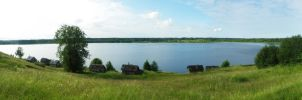 Summer09_Lake by S-L-A-V-A