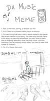 Da Music Meme_mostly with Wally and Dick by lauri244