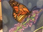 Monarch butterfly by AmandaDarko