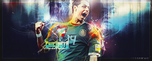 Chicarito by HeshamGFXER