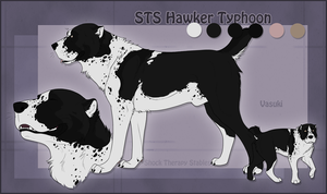STS Dog- Vasuki by ShockTherapyStables