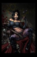 Cassie Hack by Dominic-Marco