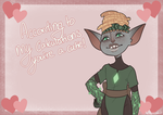 Valentines Day: Taly by Rad-Pax