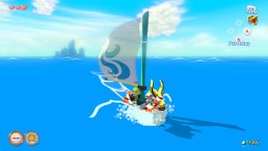 Wind Waker HD: I'm On A Boat~ by RazorVolare
