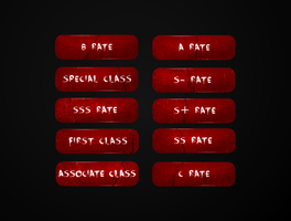 Fear Red Ranks by DianaGyms