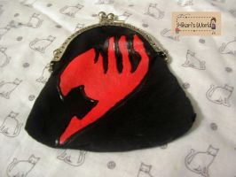 Fairy Tail Wallet by Hikarisworld