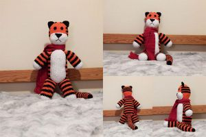 Hobbes by catnmaus